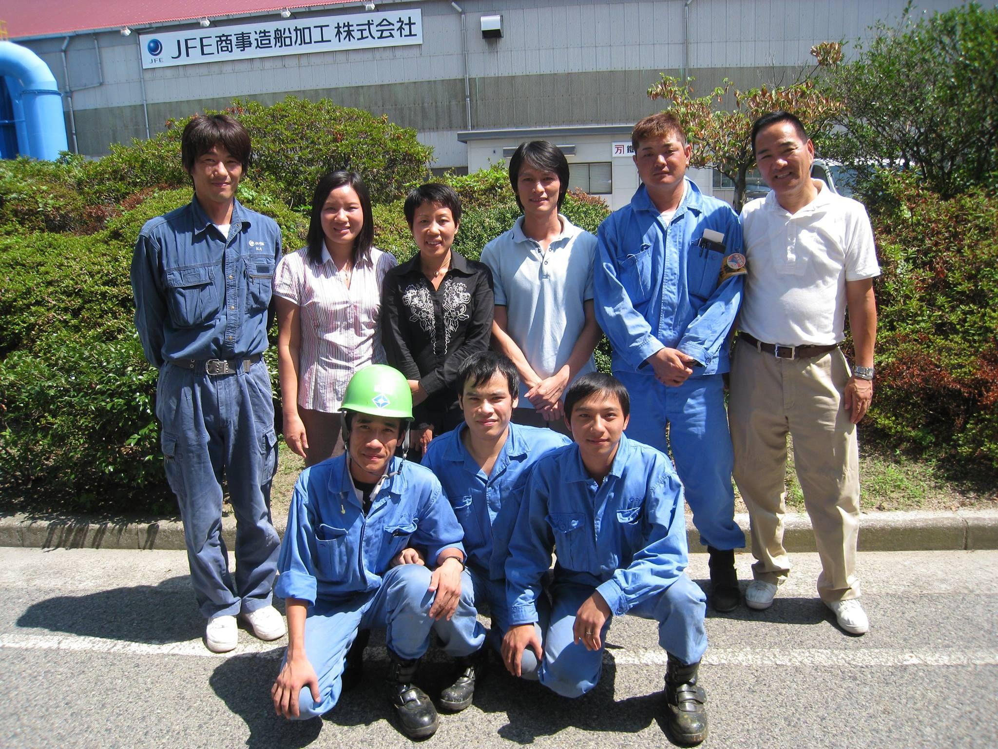 Lao động phổ thông: Công xưởng